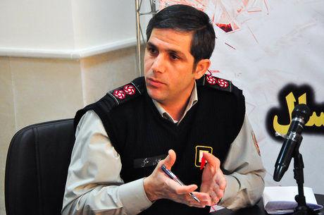 هشدار آتشنشانی به آشفتگی سیمهای برق در بازار تهران