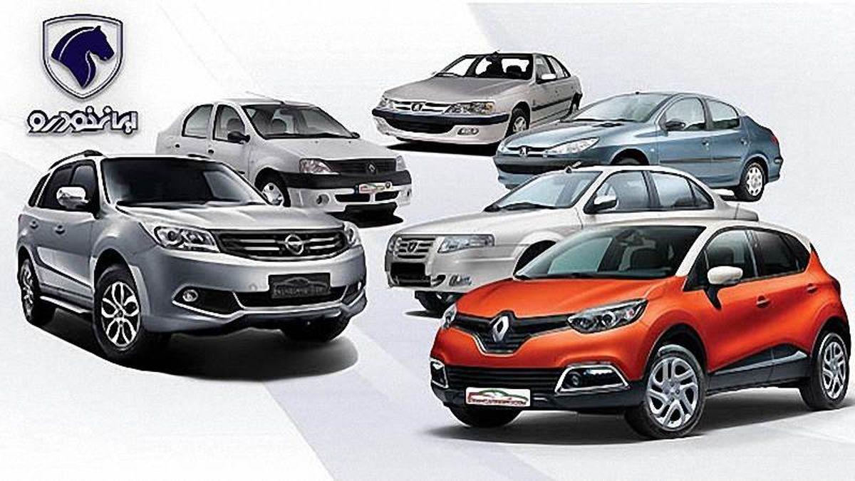 ایران خودرو ۸روزه ۵۷۰۰ماشین فروخت