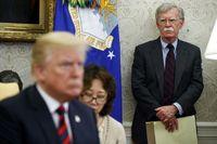 بولتون درباره ایران به ترامپ دروغ گفت