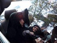 واکنش عفت مرعشی به شعارهای مردم در مرقد امام (ره)