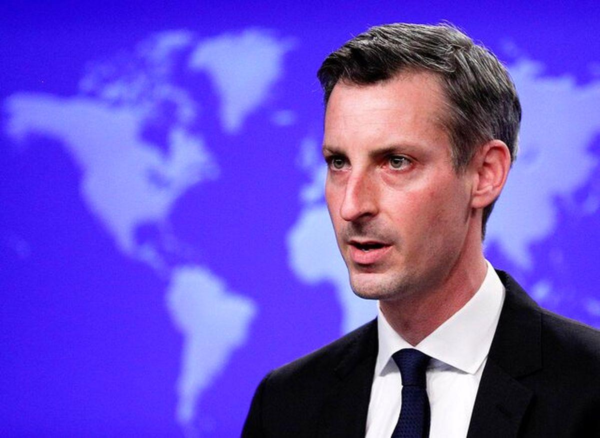 آمریکا برای بازگشت به برجام چارچوب زمانی مدنظر ندارد