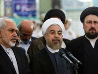 روحانی:دولت خود را وامدار راه امام خمینی (ره) میداند