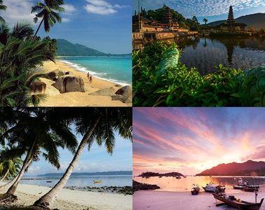 8 جزیره زیبا در آسیا +تصاویر