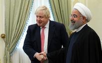 دیدار وزیر خارجه انگلیس با روحانی +تصاویر