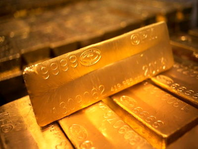 کاهش یک درصدی اونس طلا