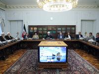 شورای عالی هماهنگی اقتصادی با حضور سران قوا تشکیل شد/ قدردانی اعضا از همبستگی ملی در برابر سیل