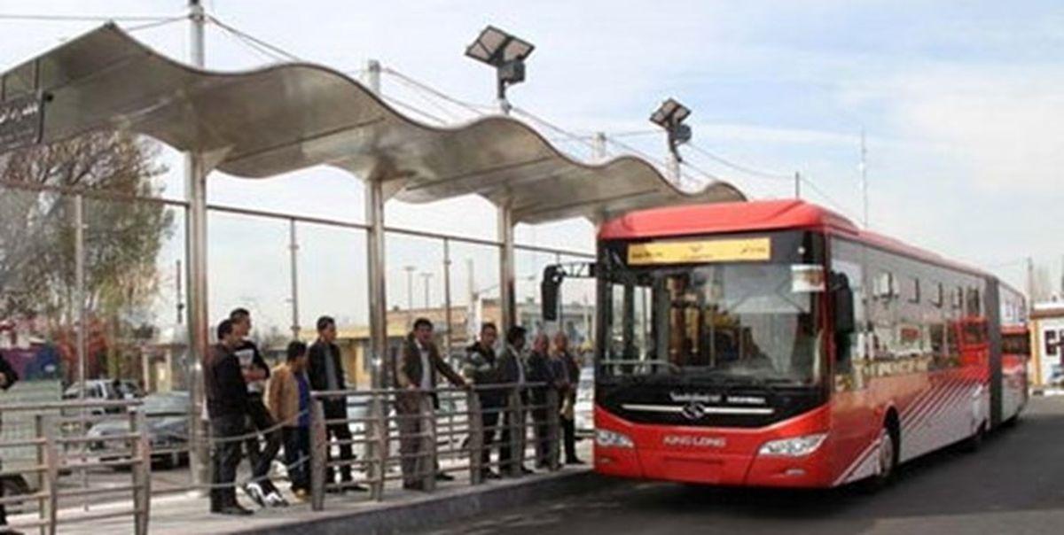 ابتلای 18راننده اتوبوس به کرونا/ افزایش عجیب تعداد مسافرها