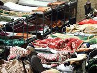 «کرونا» هنوز به گرمخانههای تهران نرسیده/ تولید 3000ماسک از سوی مددجویان