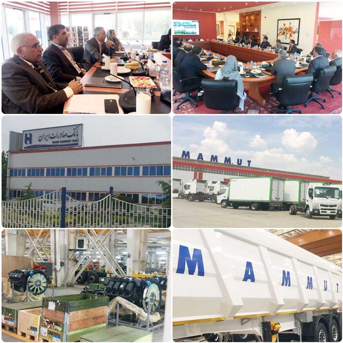 بانک صادرات ایران با تمامی ظرفیت از صنعت و تولید کشور حمایت میکند