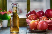 ۶عارضه جانبی استفاده بیش از حد سرکه سیب