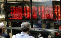 نمای بورس امروز در پایان نیمه اول معاملات/ افت شاخصها همچنان ادامه دارد