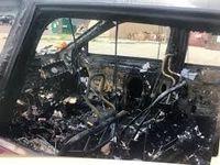 گوشی های سامسونگ همچنان آتش میگیرد/ گلکسی؛ یک خودروی آمریکایی را آتش زد