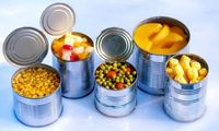 مایع داخل کنسرو مواد غذایی ضرر دارد؟ +عکس