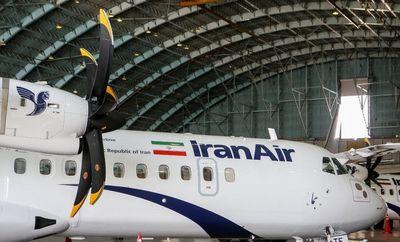 ایران تا پایان سال 8 فروند هواپیمای ATR تحویل میگیرد